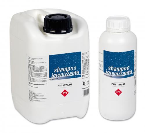 Shampoo Igienizzante