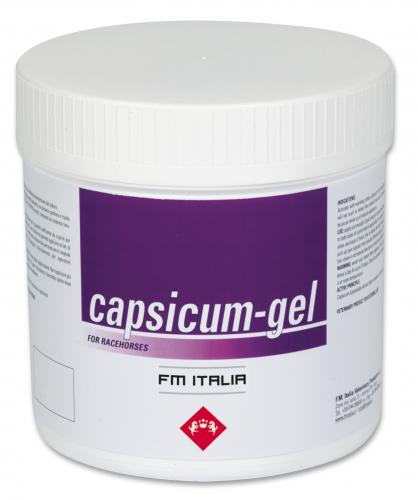 Capsicum gel